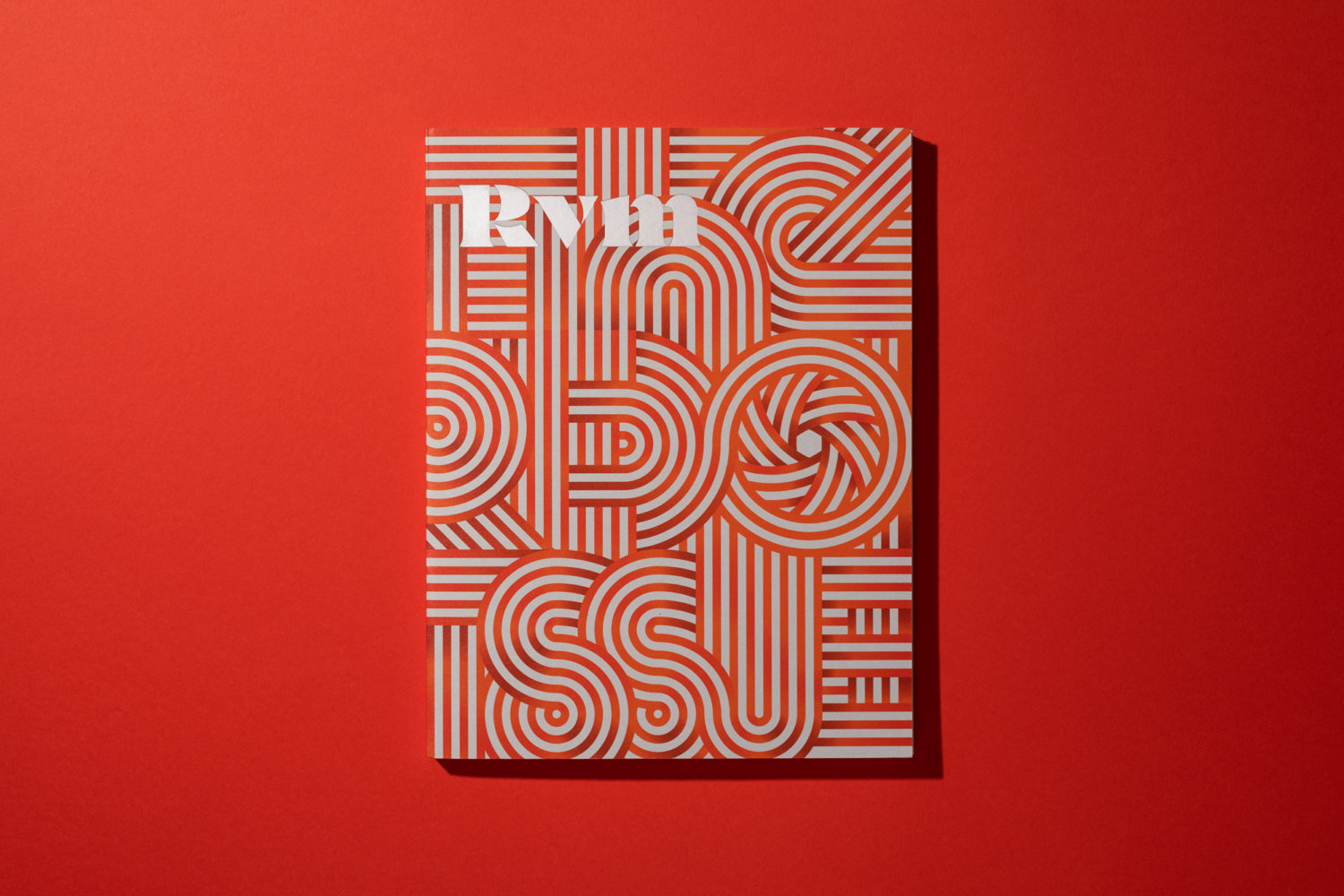 RVM Red Issue cover