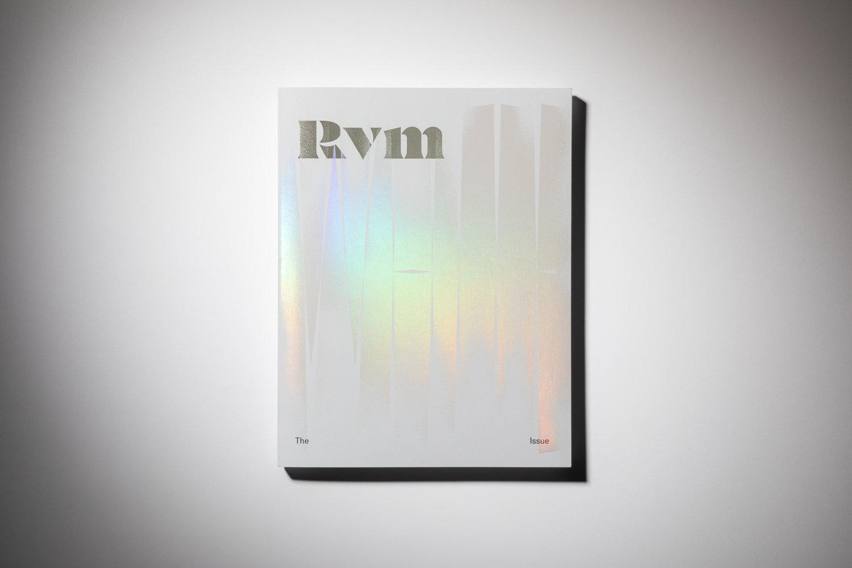 RVM White Issue cover